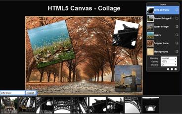 dynamic collage