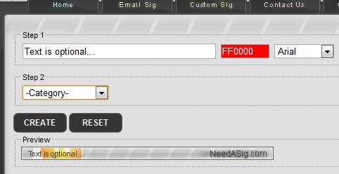 email-icon-signature-generator