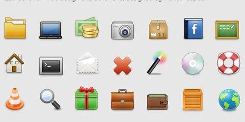 web icon set - 226 icons