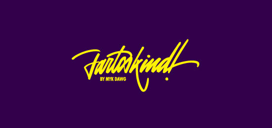 40 Coolest HandWriting Logo Designs