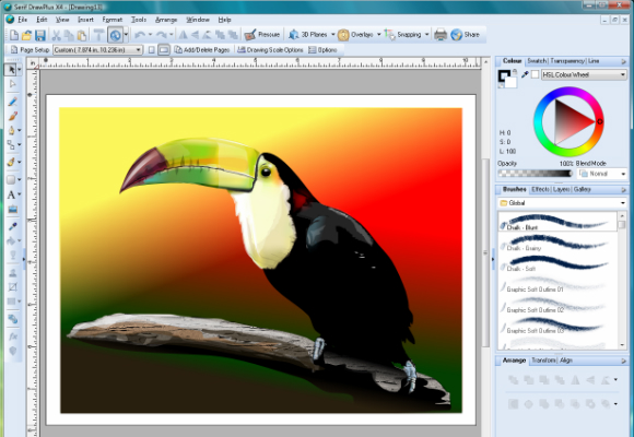 12 great alternatives to adobe illustrator for graphic Free illustrator alternative