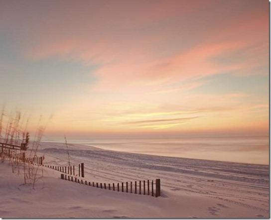 sun light on beach -15