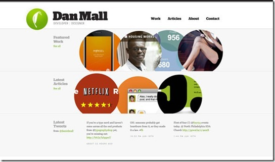 Thumbnail usage in Web Design