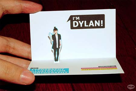 Dylan Dylanco Business Card