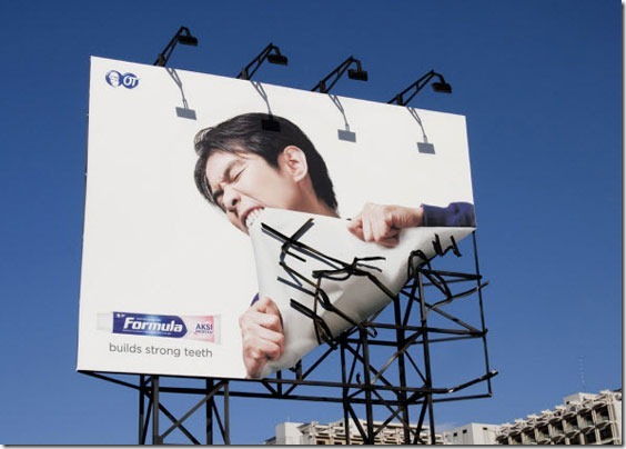 Billboard Advertisements