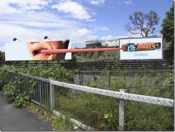 Billboard Advertisements