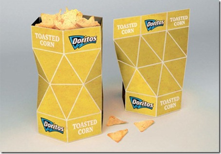 Doritos Packaging Concept