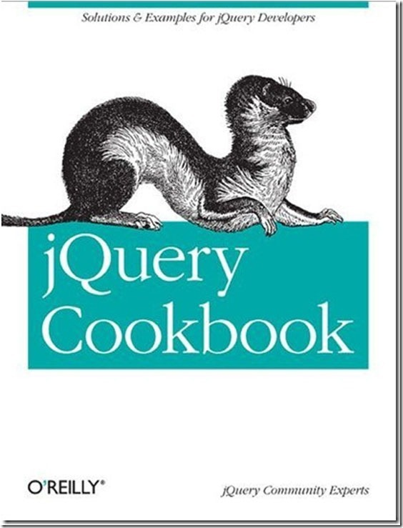 jQuery-Cookbook