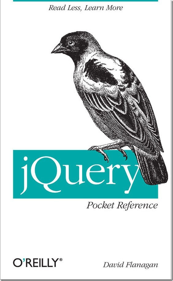 jQuery-Pocket-Reference