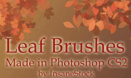 Leaf Brushes 1