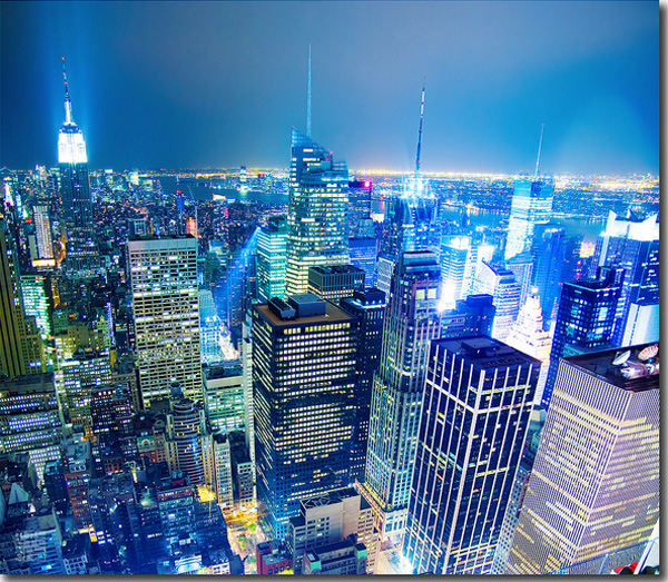Top of the Rock – Rockefeller Center