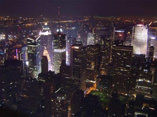 New-York at Night