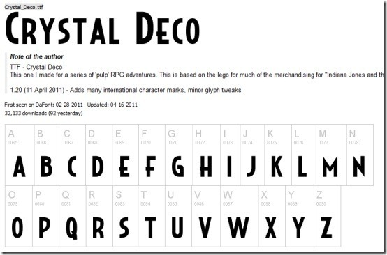 Cool Free Retro Fonts For Designers