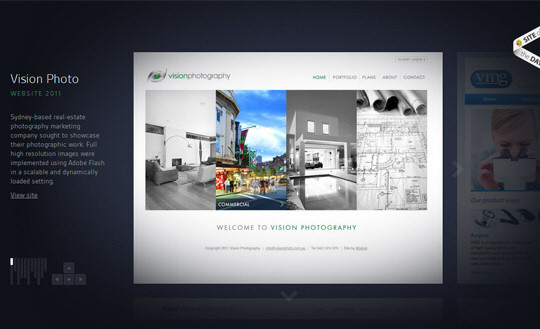 30 Photoshop Web Layouts Tutorials