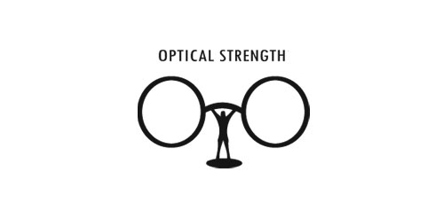 Optical Strength Logo