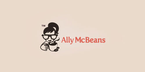 Ally McBeans Logo
