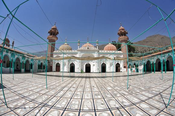 Chitral Shahi Masjid