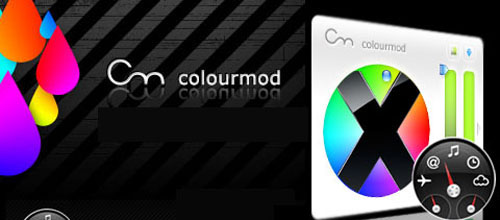 ColourMod Dashboard mac app