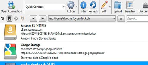 Cyberduck mac app