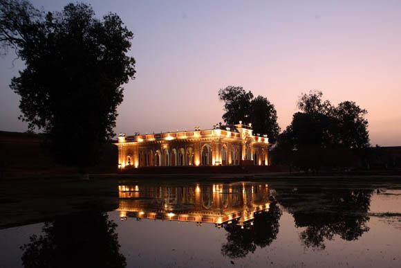 Darbar Mehal Bahawalpur
