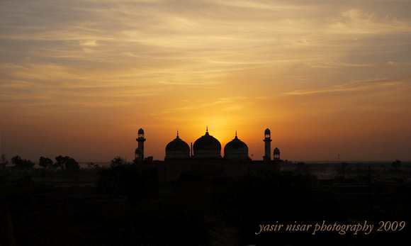 Dawn at Cholistan