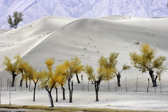 Desert in Skardu