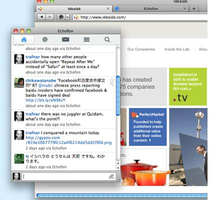 Echofon for Twitter -- Add-ons for Firefox