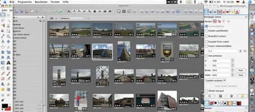 GIMP mac app