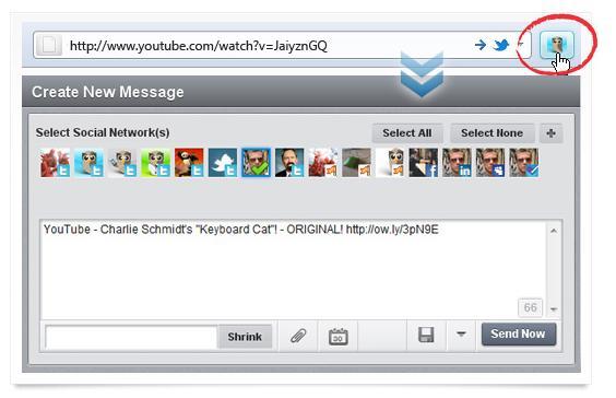 HootBar (formerly TwitterBar) -- Add-ons for Firefox