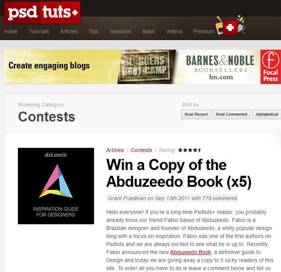 Photoshop Contests Tutorials and Articles - Psdtuts+