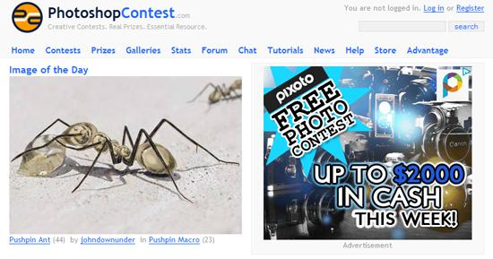Photoshop Contests, Win Real Prizes, Photoshop Tutorials, Photoshop Forums