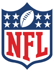 clear NFL logo