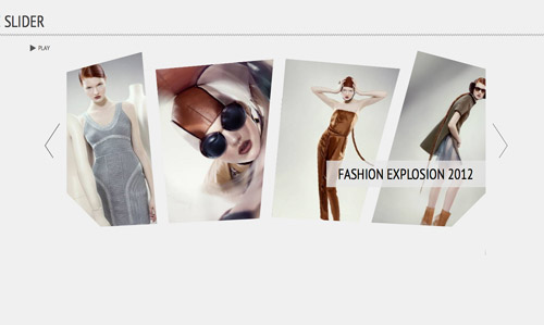Rotating Image Slider with jQuery