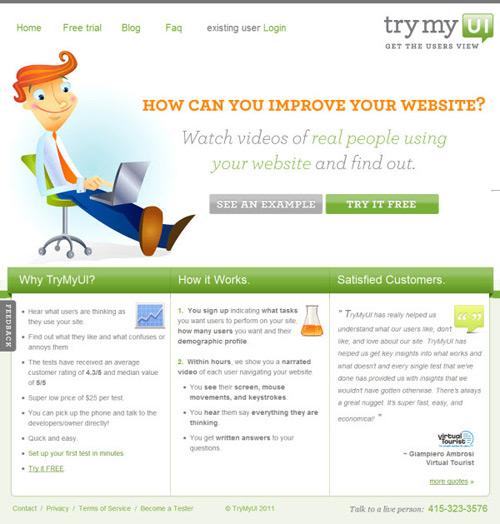 trymyui-Web Usability Testing Tools