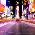 1.Times Square, New York City, N.Y