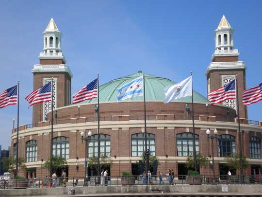 10. Navy Pier, Chicago, IL