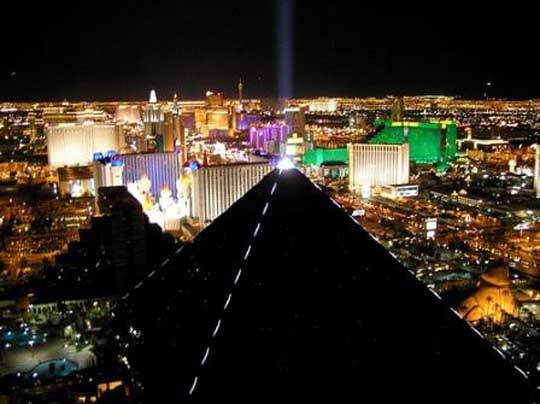2. The Las Vegas Strip, Nevada