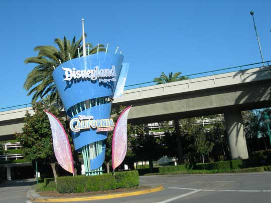 6. Disneyland Park, Anaheim, CA
