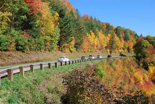 9. Great Smoky Mountains National Park, Tenn