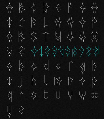 FAVELA free font