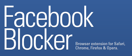 Facebook Blocker- An Extension for Safari, Chrome, Firefox and Opera, from your friends at --- Webgraph