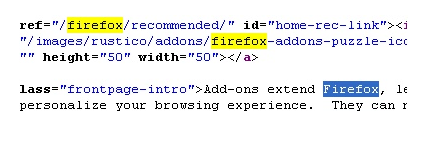 HighlightAll -- Add-ons for Firefox