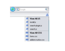 JSView -- Add-ons for Firefox