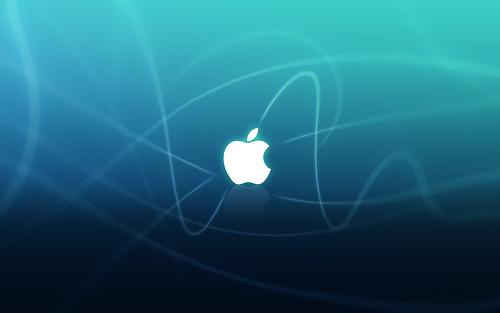 Mac OS X Lion Apple logo 10