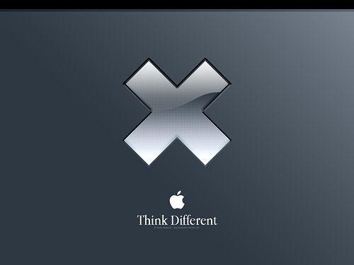 Mac OS X Lion Apple logo 11