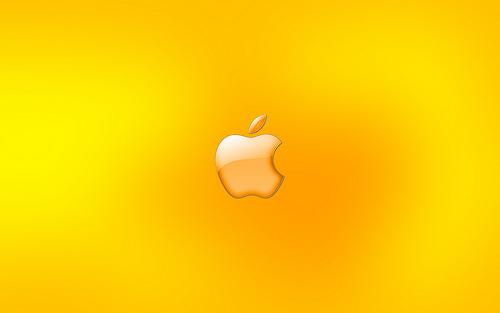 Mac OS X Lion Apple logo 12