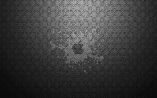 Mac OS X Lion Apple logo 3