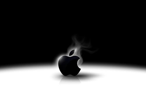 Mac OS X Lion Apple logo 5