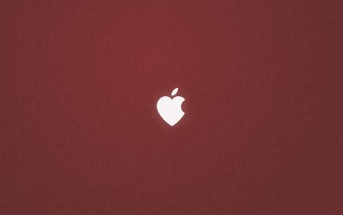 Mac OS X Lion Apple logo 7