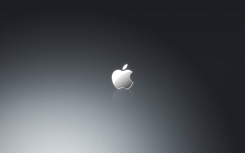 Mac OS X Lion Apple logo 8